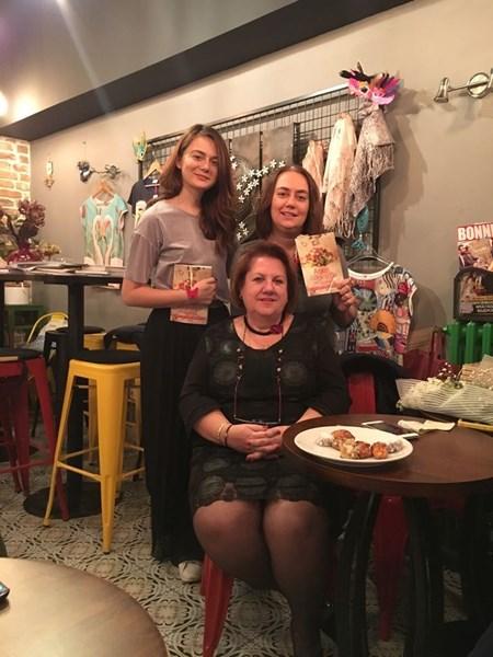 Espumoso Cafe Karaköy imza günüm